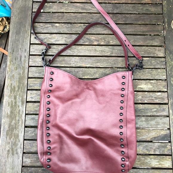 Loeffler Randall Handbags - Loeffler Randall Large Studded Crossbody Tote Bag